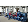 China High Efficient Plastic Pelletizing Equipment , Plastic Recycling Granulator Machine wholesale