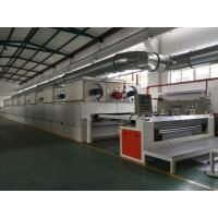 Gas Direct Heating Nonwoven Production Line / Fabric Making Machine High Speed