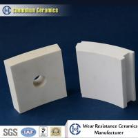China Chemshun Alumina Ceramic Tile Sheet with Excellent Wear Resistance on sale