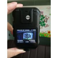 China Durable Black Police Camera Recorder 3600 MAh Lithium Replace Battery Support GPS wholesale