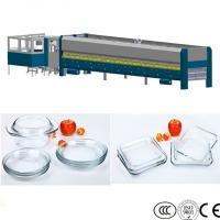 China Cookware Glass Processing Equipment Pot Lid Glass Tempering Machine on sale
