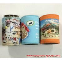 China Beer can cooler holder,neoprene beer can holder,neoprene tube can cooler wholesale