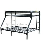 Image Full Bunk Beds likewise Bridge Bunk Bed Double Raised Part Natural also  on bunk bed with sofa and desk underneath