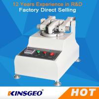 China KJ-3050 Customized Rubber Testing Machine Wear Resistance Of Skin wholesale