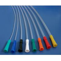 China Disposable Medical Grade Tubing PVC Nelaton Catheter Sterlized With All Size on sale