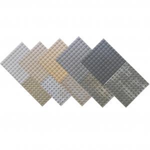 China Full Body Ceramic Tile Flooring 30x30cm Blind Detectable Tactile Tile Anti - Slip wholesale