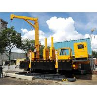 China Concrete Hydraulic Pile Driving Machine , Pile Foundation Drilling Machine wholesale