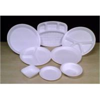 China PLC Control Automatic Vacuum Forming Machine For Disposable Plastic Food Containers wholesale