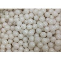 China High Hardness Zirconium Oxide Balls For Planetary Ball Mill 0.1mm-30mm Size wholesale