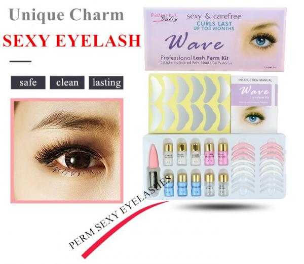 Quality Permanent Eyelash Curl Kit And Eyelashes Perm Kit Stay Curl More Than 3 Months for sale