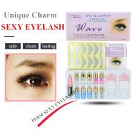 China Permanent Eyelash Curl Kit And Eyelashes Perm Kit Stay Curl More Than 3 Months wholesale