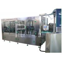 China monobloc PET / plastic bottle / bottled drink beverage tea juice bottling machine / equipment / plant / system / line wholesale