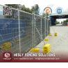 China 一時的な網の塀の支柱 wholesale