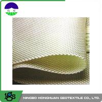 China Water Permeability Multifilament Woven Geotextile Stable High Puncture Resistance wholesale