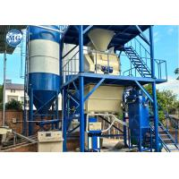 China Ready Mixed Tile Adhesive Making Machine Exterior Customized Color wholesale