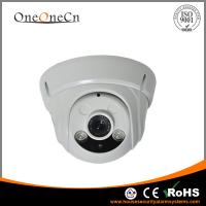 China IR Array Dome Analog CCTV Camera 700TVL Vandal Proof 25m IR Distance wholesale