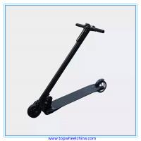 China carbon fiber super light weight folding electric scooter adult mobility scooters wholesale