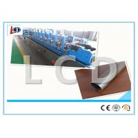 Buy cheap Auto Welded Pipe Production Line High Frequency With Welder Flying Saw Cutting from wholesalers