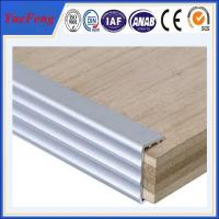 China Miter Slot anodized aluminium profiles and T-Slot Table aluminum Accessories on sale