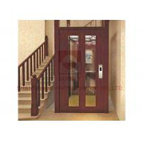 Buy cheap Stainless Steel Mirror Etching for Home Elevator / small passenger lift from wholesalers