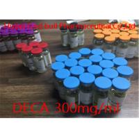 China Nandrolone Decanoate 300mg / Ml Injectable Anabolic Steroids Durabolin Dosage 200-400mg Range wholesale