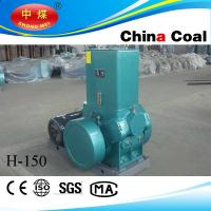 China H150 rotary piston vacuum pump for vacuum metallurgy wholesale