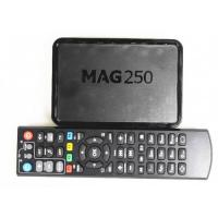 China Mag250 linux Arabic IPTV Box Arabic Channels Internet Television Box wholesale