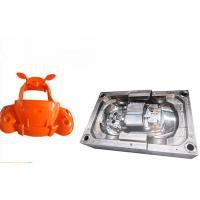 China Custom Colored Plastic Injection Mould For Children Plastic Car Toys on sale