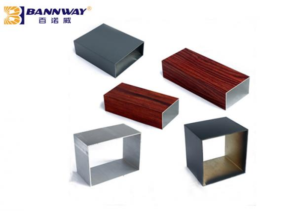 Quality Precision Aluminum Window Profile , Aluminum Window Extrusion Profiles for sale