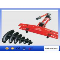 China Hydraulic Pipe Bender Overhead Line Construction Tools Hydraulic Busbar Bender wholesale