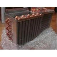 China 0.2 ~ 3.1mpa Copper Fin Tube Heat Exchanger For Industry /Commerce Air Conditioning wholesale