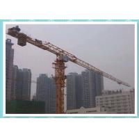 China City Lifting Fixed Topless Tower Crane Building Construction Cranes wholesale
