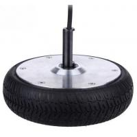 China 36v 6.5 Inch Electric Scooter Brushless Motor 350w With Alloy / Natural Rubber Material wholesale