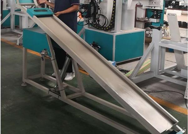 Quality Molecular Sieve Desiccant Filling Machine Semi Auto 1 Kw With Big Bucket for sale