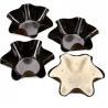 China Black Kitchen Baking Tools Personalized Tortilla Bowl Maker Silicone wholesale