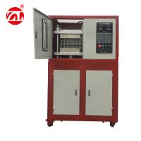 China Hot And Cooling Press For PVC Compound Test Machine , Lab Rubber Tile Vulcanizing Press Equipment on sale