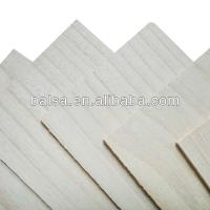 Paulownia wood sheet