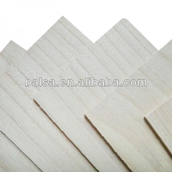 Quality Paulownia wood sheet for sale