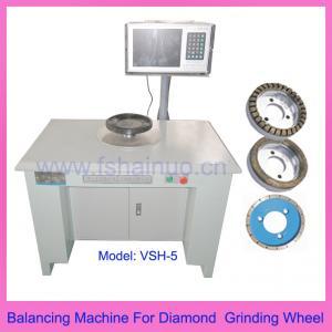 China Balancing Machine for Diamond Grinding Wheel|Balancing machine for fan impeller&fan vane & fan blade on sale