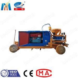 China Diesel Engine Wet Mix Shotcrete Machine 10m3/H High Efficiency wholesale