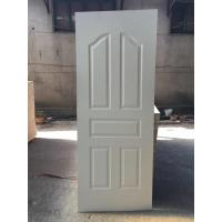 China White Primer HDF Door Skin  Model 5 wholesale