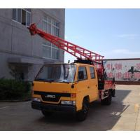 China Hydraulic Chuck Truck Mounted Drilling Rig For Geological Exploration wholesale