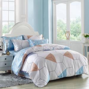 Buy cheap Cuztomized色の絹の贅沢な家の寝具は、クイーン サイズ/大型のベッド セット置きます from wholesalers