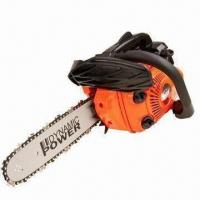 China 25cc 10-inch Bar Gasoline Pruner Chainsaw with CDI Ignition System on sale