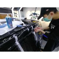 China Invisible Scratches Shield Clear Bra Paint Protection Film Car TPU Wrap on sale