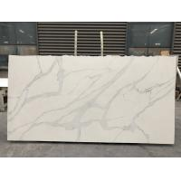 China Engineered Stone Kitchen Countertops Granite Countertop Slabs Vatro Quartz Non - Porus wholesale