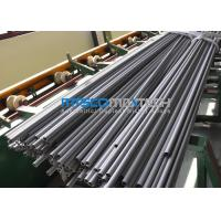 China 3 / 4 Inch UNS S32750 / S32760 Duplex Stainless Steel Tubing With Cold Rolled wholesale