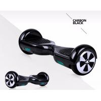 China Black Self Balancing Electric Scooter Hoverboard wholesale