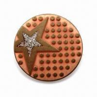 China Close-topped Jeans Button, Made of Zinc-alloy, Suitable for Various Apparel wholesale