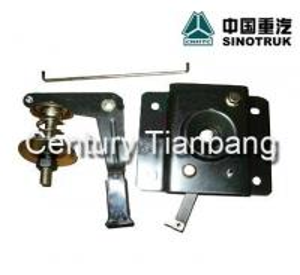 China Sinotruck HOWO Truck Spare Parts China Truck AZ1642110027 Right Lock wholesale